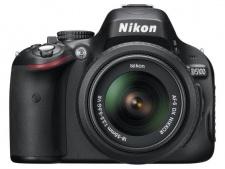 Nikon D5100 + 18-55 AF-S VR
