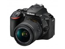 Nikon D5600 + 18-55 AF-S VR