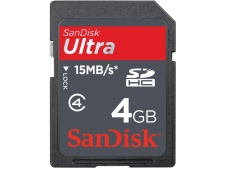 SanDisk SD 4GB Ultra II