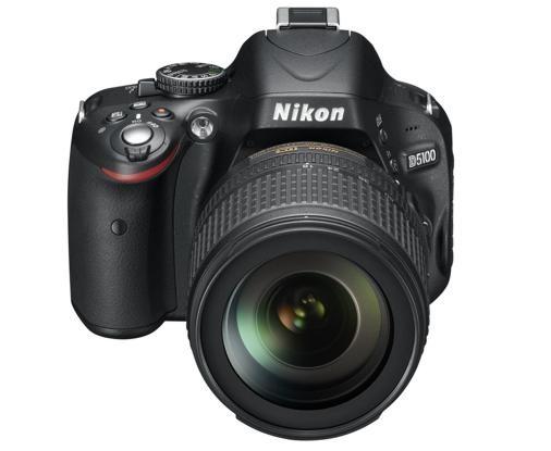 Nikon D5100 + 18-105 AF-S VR