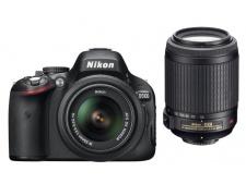 Nikon D5100 + 18-55 AF-S VR / 55-200 AF-S VR