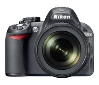 Nikon D3100 + 18-105 AF-S VR