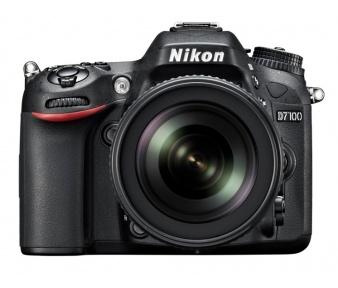 Nikon D7100 + 18-140 AF-S VR
