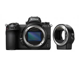 Nikon Z6 + FTZ adaptér s 64GB XQD G