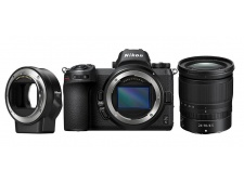 Nikon Z6 + 24-70 f/4 S + FTZ adaptér
