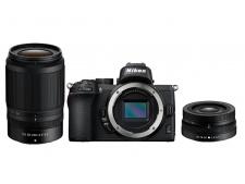 Nikon Z50 + 16-50 VR / 50-250 VR